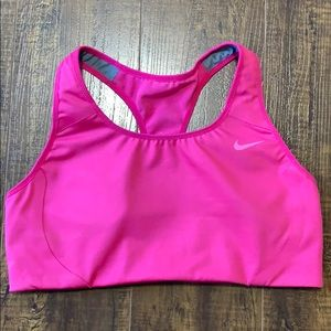 Nike Dri-Fit back mesh sports bra